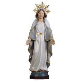 Our Lady of Miracles Modern with Halo