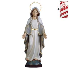 Our Lady of Miracles Modern with Halo 12 stars + Gift box