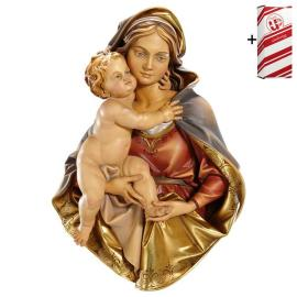 Our Lady portrait to hang + Gift box