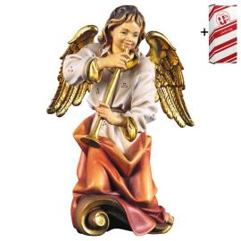 Chorus angel with flute + Gift box