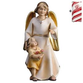 Guardian angel Modern with girl + Gift box