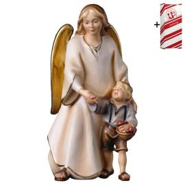 Guardian angel Modern with boy + Gift box