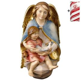 Guardian angel with girl to hang + Gift box