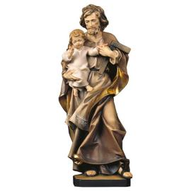St. Joseph with child and angle