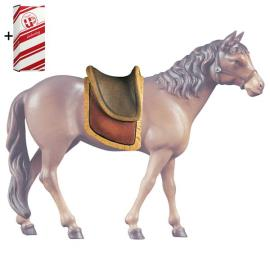 Saddle for standing horse + Gift box