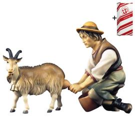 SH Milking herder with Goat to milking - 2 Pieces + Gift box