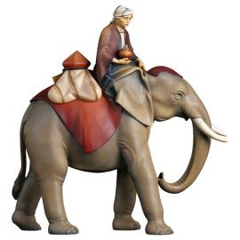 CO Elephant group with jewels saddle - 3 Pieces